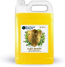 Gold Shield Silica Supplement for Plants (1 Gal/128 oz) Ultra Concentrated | Makes UP to 3,700 GALLONS | Strengthens & Pro...