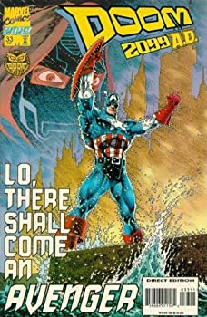 Comic Doom 2099 #33 Book
