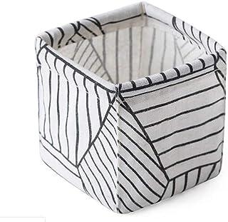ZLJ Sacs de Voyage Essentiels Panier à vêtements Sac Suspendu Transparent Boîte de Rangement Pliable Boîte à Linge créativ...