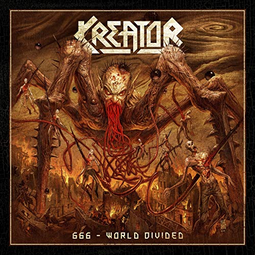 666 - World Divided [Explicit]