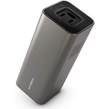 ポータブル電源 MATECH TowerCell+ Mobile Series 20400mAh/85W (100V 日本仕様) 予備電源 パソコン( AC出力 + Quick Charge 3.0 USB ポート + USB-C ) MacBook/ノートPC 等対応(緊急・災害時バックアップ用電源) 電源供給器 [日本メーカー] (正規保証1年) PB1802-TC204BK