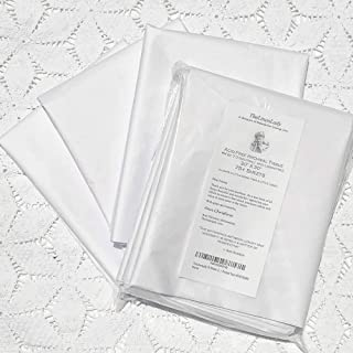 """TheLinenLady 75 Sheets 20""""x30"""" Acid Free Archival Tissue Paper Lignin Free~ Protect Your HEIRLOOMS!"""