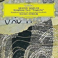 Mahler: Symphony No. 6 'Tragische' by Rafael Kubelik (2014-03-26)