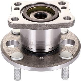 ROADFAR Wheel Bearing & Hub Assemblies fit for 2011-2017 Ford Fiesta Rear Wheel Drive 512490