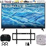 LG 55UM7300PUA 55' 4K HDR Smart LED IPS TV w/AI ThinQ...