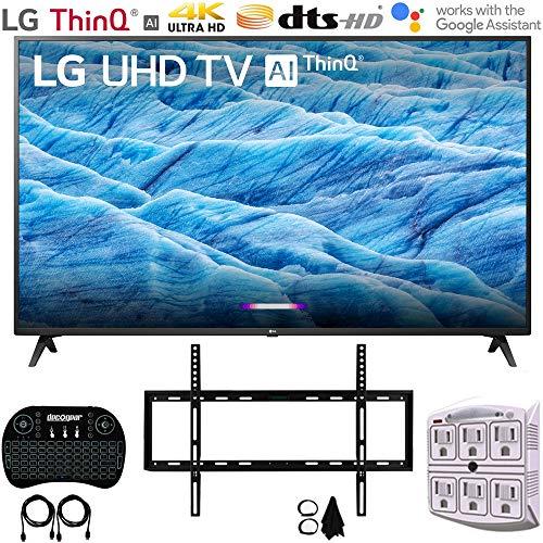 LG 55UM7300PUA 55 '4K HDR Smart LED IPS TV con AI ThinQ ...