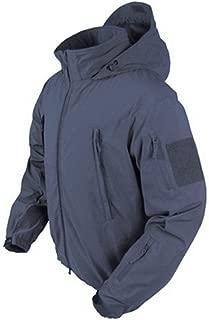 Condor Summit Zero Men's Lightweight Soft Shell Jacket, Navy Blue XL 609-006-XL