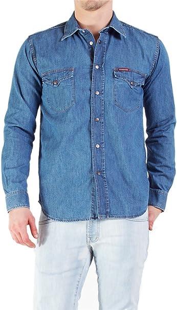 Carrera Jeans Camisa Denim 7 Oz