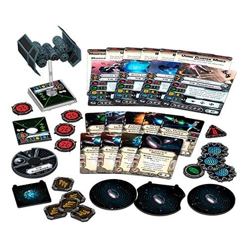 Fantasy Flight Games- Star Wars X-Wing: Castigador Tie (EDFEDGSWX34)