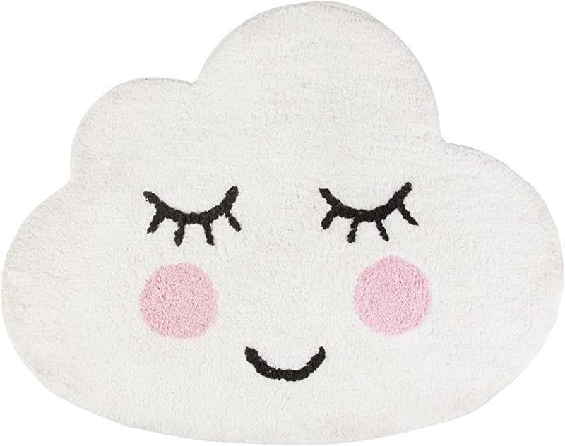 Sass And Belle SWEET DREAMS SMILING CLOUD RUG QUIN004