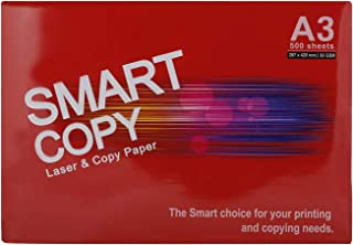 Smart Copy A3 Size Paper, 500 Sheets