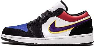 Air 1 Low (Black/Field Purple-White 8)
