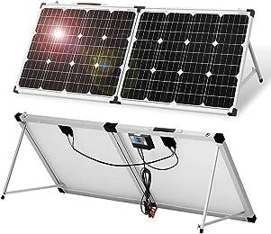 Best folding solar panels for camping