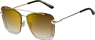 Jimmy Choo AMBRA/S Rose Gold/Brown Gold Shaded 62/14/150 women Sunglasses
