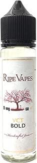 Ripe Vapes vape 電子タバコリキッド60ml VCT BOLD(ボールド)