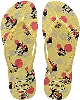 Chinelo Slim Disney, Havaianas, Feminino