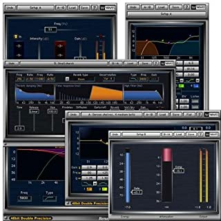 Waves Renaissance Maxx 10 Classic Waves Plugins