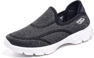 Wild Loafers Sneakers ,Women's Ladies Flats Breathable Stretch Cloth Shoes