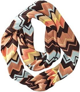 Missoni for Target Zig Zag Infinity Scarf Colore