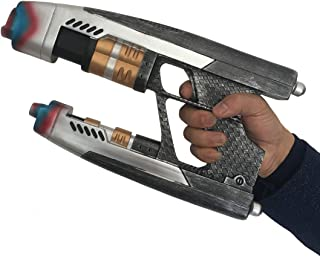 Cafele Star Lord Gun Blaster Resin 1:1 Replica Cosplay for Guardians of The Galaxy Peter Quill Gun Weapon (1 Pcs)