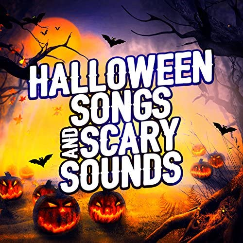 Halloween Masters, Halloween Songs & Halloween Sound Effects
