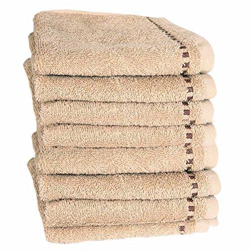 Elegant Wellness gastendoekjes, handdoeken, douchehanddoeken van katoen van het merk Luxford