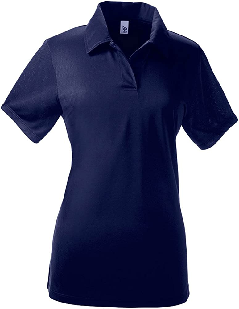 A4 Ladies' Warp-Knit Performance Polo Shirt