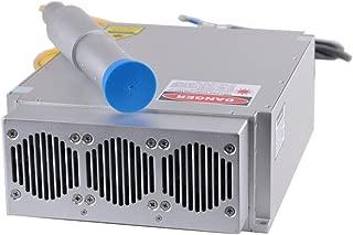 CAS 100W Q-Switched Pulse Fiber Laser Series GQM 1064nm for Laser Marking Machine DIY Part