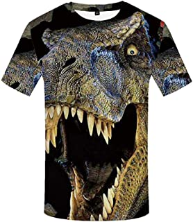 UUHHVV Shirts Animal t Shirt Clothing