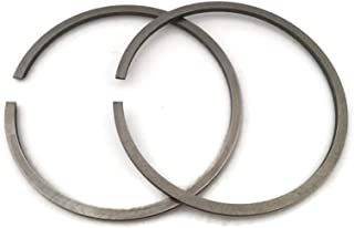 Para motosierra Husqvarna 61 261 262 365 Jonsered 625 - 630 PARTNER 65 - 650 - 892 SOLO 620 Chainsaw Piston Ring Rings Set Kolbenring 48MM x 1.5MM Engine