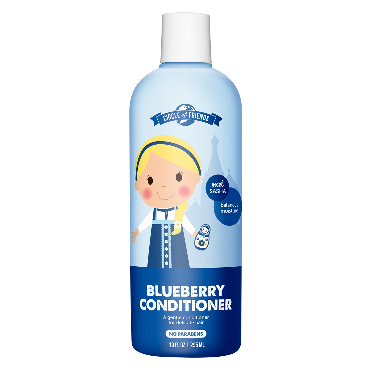 Circle Friends Sashas Conditioner Blueberry