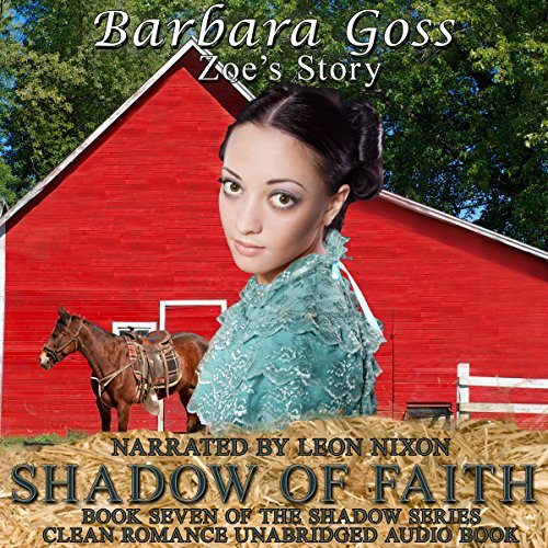 Shadow of Faith audiobook cover art