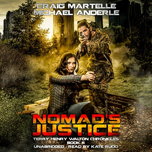 Nomad's Justice audiobook cover art