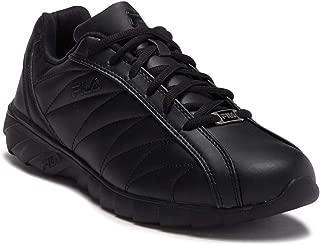 Fila Mens Sagora Low Top Lace Up Running Sneaker US
