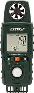 (10-in-1 Environmental Meter) - Extech EN510 Ten-In-One Environmental Metre