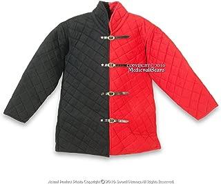 Medieval Gears Brand Medieval Gambeson Type II Aketon Jacket Padded Armor Coat Reenactment SCA