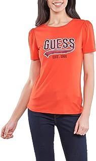 Guess SS CN Marisol Tee Blazed Amber W1GI0HK46D0G5N1