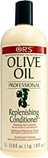 ORS Olive Oil Professional Replenishing Conditioner 33.8 Ounce (Pack of 1)