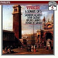 Vivaldi: 6 Sonatas, Op. 5 (1991-07-16)