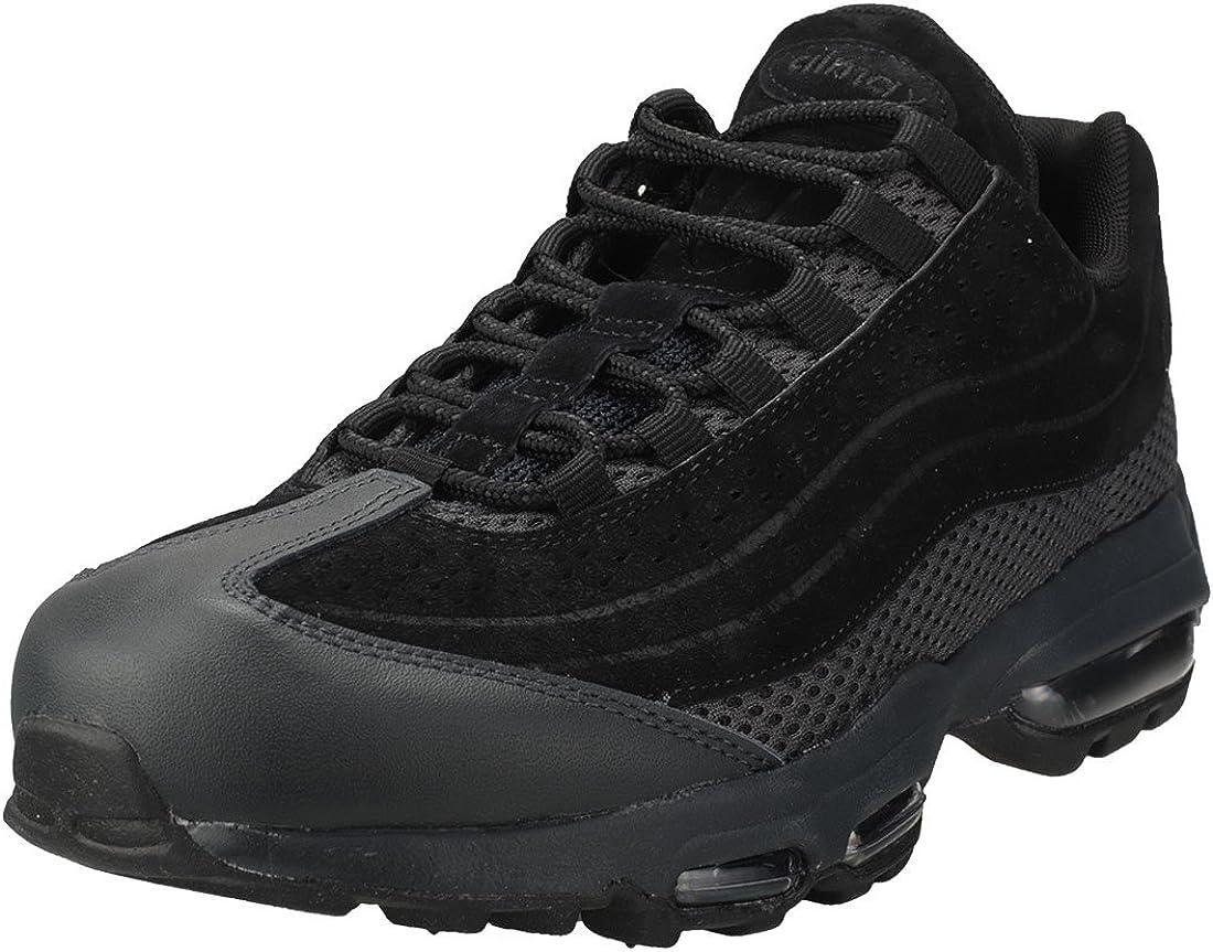 Nike Mens Air Max '95 Ultra Premium Br Casual Sneakers,