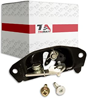 T1A Rear Left Driver Side Tailgate Latch and Striker Bolt Kit Replacement for 1999-2006 Chevy Silverado and GMC Sierra 15921948