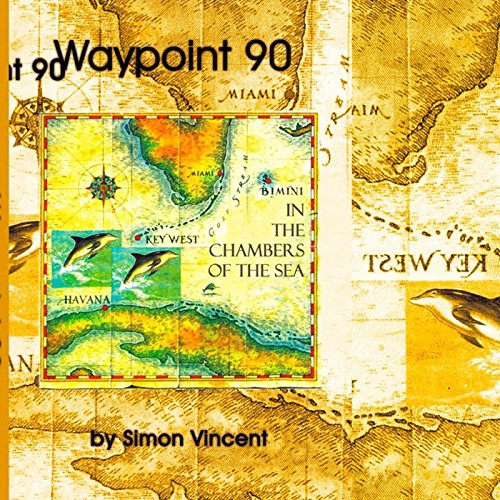 Waypoint 90 Audiobook By Simon Vincent cover art