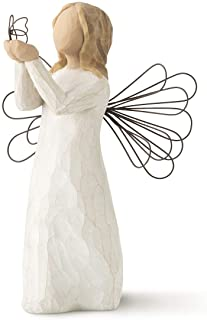 Best Willow Tree Angel of Freedom, Sculpted Hand-Painted Figure Review
