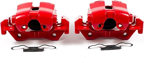 Power Stop S3116 Red Powder-Coated Performance Caliper
