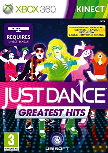 Just Dance Greatest Hits XBOX 360, Kinect erforderlich ( FR IMPORT )