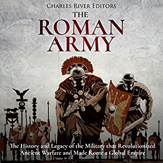 The Roman Army cover art