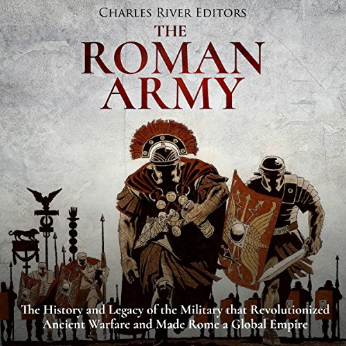 The Roman Army audiobook cover art