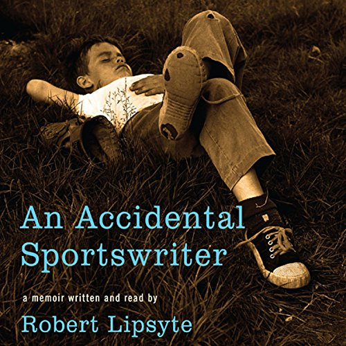 An Accidental Sportswriter audiobook cover art