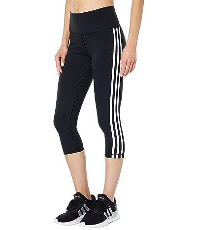 adidas Believe This Stripe 3/4 Tights