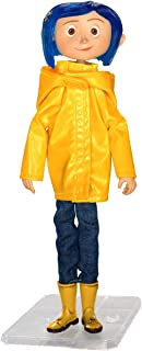 NECA - Coraline – Articulated Figure – Coraline in Rain Coat